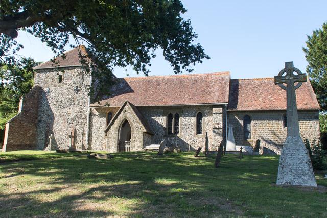 St Mary's church Bepton