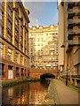 SJ8497 : Rochdale Canal, Oxford Street by David Dixon