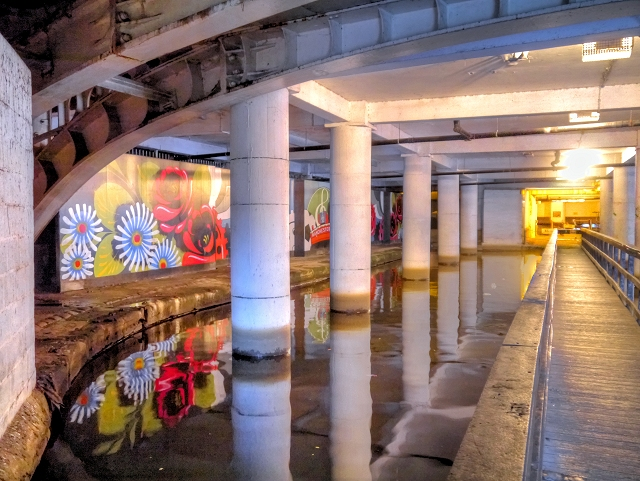 Beneath Piccadilly