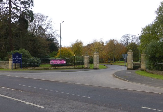 Gateway to Longhirst Hotel, Golf Course and Spa