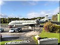 SJ8184 : Hawker Siddeley Nimrod XV231, Manchester Airport Runway Visitor Park by David Dixon