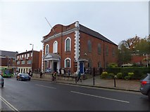 SX9292 : George's Meeting House, South Street, Exeter by David Smith