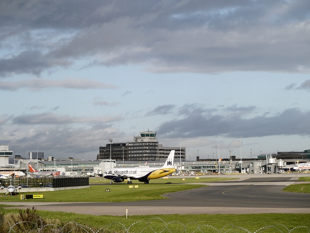 Manchester Airport (Terminals 1 and 2)