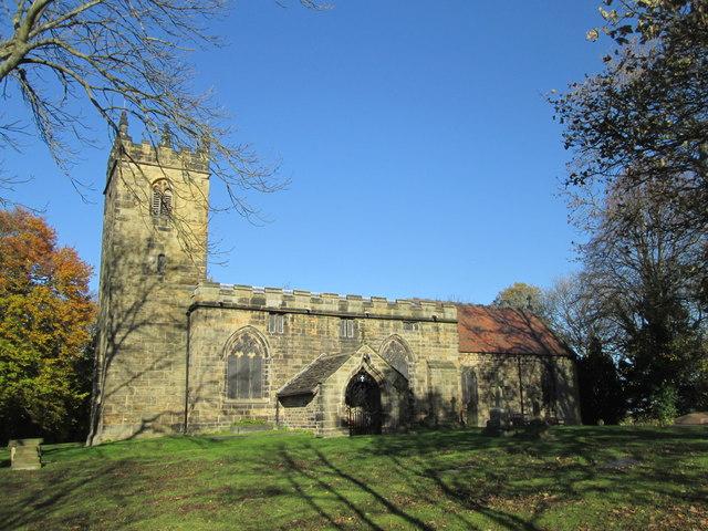 St Peter's Church, Tankersley