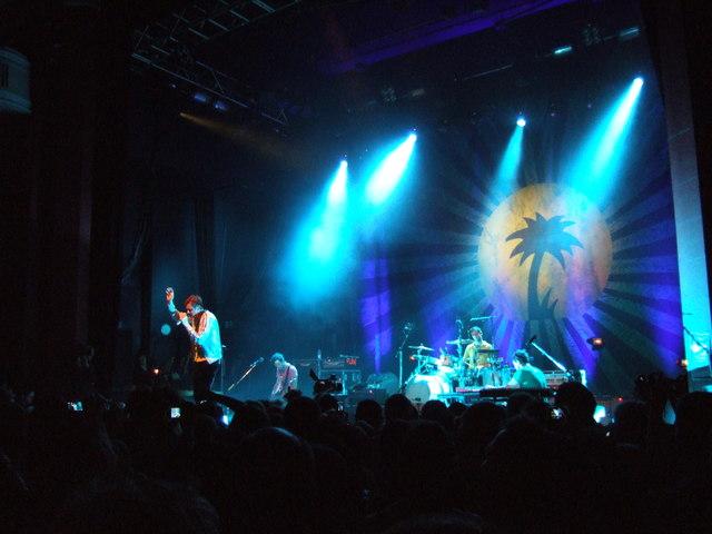 Keane - Shepherd's Bush Arena, London - May 2009