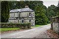 SH5169 : West Lodge by Ian Capper