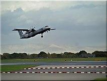 SJ8184 : Airborne by David Dixon