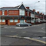 SU1585 : Sharland Roofing, Swindon by Jaggery