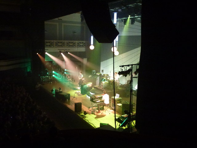 Keane - De Montfort Hall, Leicester - June 2012