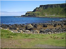 C9444 : Port Noffer from the Giant's Causeway by Eric Jones