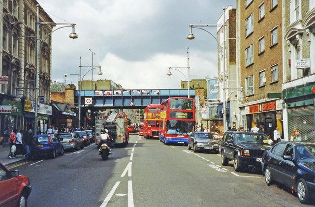 Ladbroke Grove Approaching The Station 169 Ben
