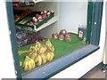 SX7569 : Greengrocer's, Ashburton by Derek Harper