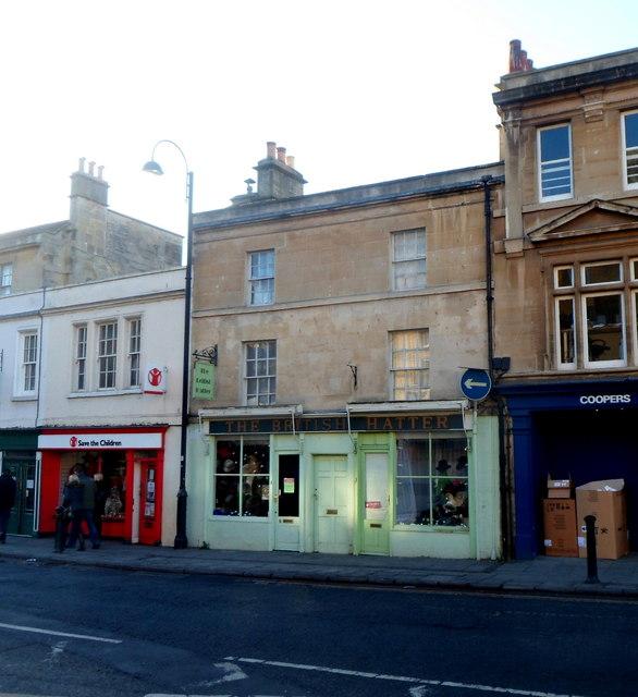 The British Hatter, Bath