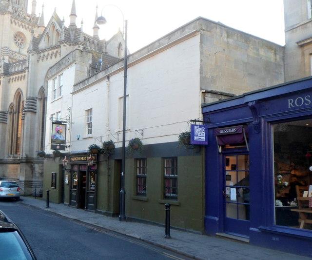 Saracens Head Tavern, Bath