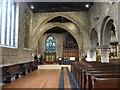 NZ2464 : St. Andrew's Church, Newgate Street, NE1 - north aisle by Mike Quinn