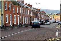 J3573 : East Belfast by Robert Ashby