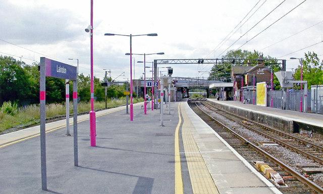 Laindon station