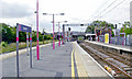 TQ6888 : Laindon station by Ben Brooksbank