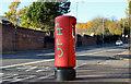 J3175 : Pillar box, Rosebank, Belfast by Albert Bridge