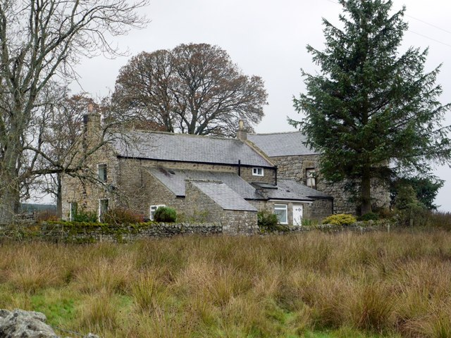 Gatehouse Cottage and North Bastle