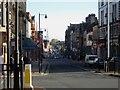 NY4055 : Looking along Botchergate, Carlisle by Graham Robson