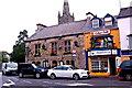 G9278 : Donegal Town -  The Olde Castle Bar / Restaurant & Blueberry Restaurant by Joseph Mischyshyn