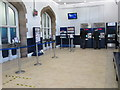 SE2421 : Ticket Office - Dewsbury Station by Betty Longbottom