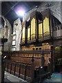 NZ2464 : St. Andrew's Church, Newgate Street, NE1 - choir stalls and organ by Mike Quinn