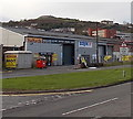 SS6593 : Halfords Autocentre, Swansea by Jaggery