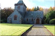 NX9257 : Southwick Parish Church by Billy McCrorie