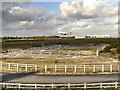 SJ8182 : Manchester Airport from The North Cheshire Way by David Dixon
