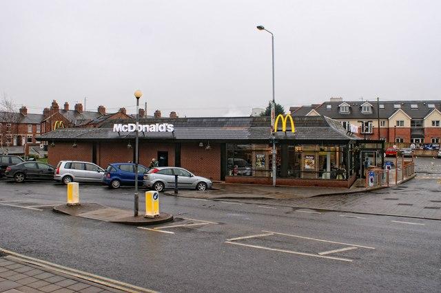 Thorpe End, Melton Mowbray