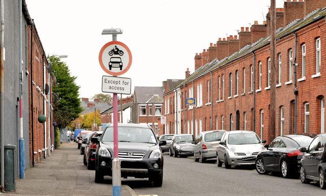 Uniondale Street, Belfast