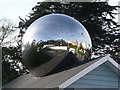 SZ0891 : Bournemouth: the Lower Gardens reflected by Chris Downer