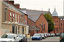 J3573 : Paxton Street, Belfast (2) by Albert Bridge