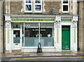 ST7747 : Shop front on the A362, Christchurch Street West by Humphrey Bolton