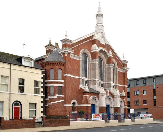 Mountpottinger Presbyterian church, Belfast