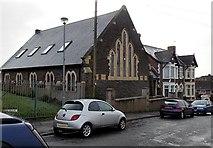 ST1166 : Former Barry Island Presbyterian Church by Jaggery