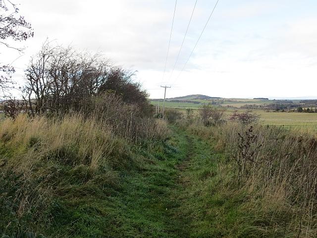 Green Lane, Pencraig Hill