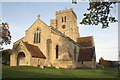 SP6003 : All Saints Church by Roger Templeman