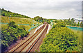 SK5270 : Langwith & Whaley Thorns station by Ben Brooksbank
