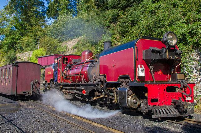 Welsh Highland Railway no 138