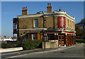 "TQ3479 : ""The Angel"" public house, Rotherhithe by Julian Osley"