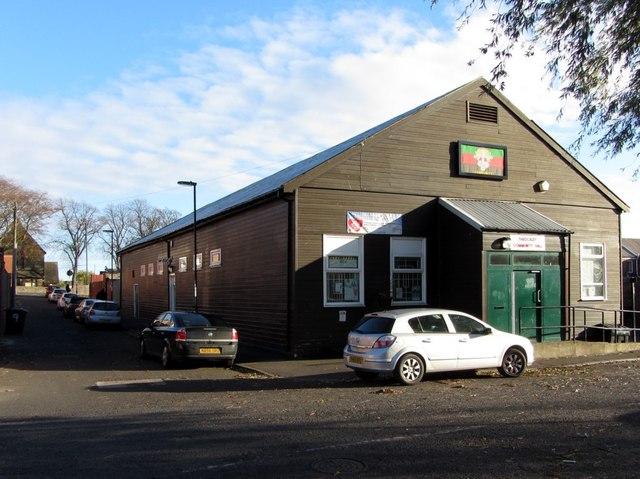 Throckley Community Hall