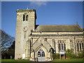 TA0967 : Church, Rudston by Peter Bond