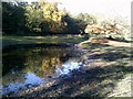 SP8900 : Warren Water off the South Bucks Way by Peter S