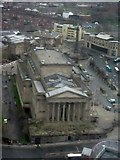 SJ3490 : St. George's Hall from the Radio City Tower by Tricia Neal