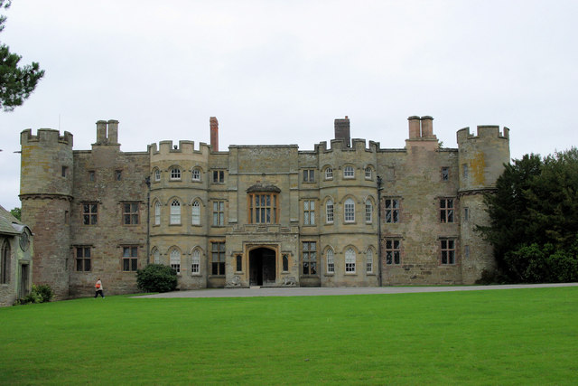 Croft Castle - eastern facade