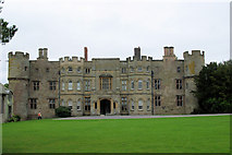 SO4465 : Croft Castle - eastern facade by Stuart Logan