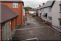 SU4831 : Housing in Abbots Walk development by Peter Facey
